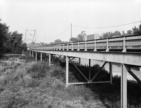 Hutsonville Bridge (HAER IND,77-GRAY.V,1-6)
