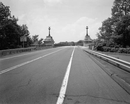 French King Bridge, Erving, Massachusetts, USA. (HAER, MASS,6-ERV,1-1)