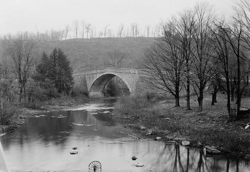 Casselman River Bridge  (HABS, MD,12-GRANT.V,1-1)