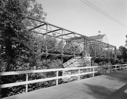 Bollman Truss Bridge. (HAER, MD,14-SAV,1-;DLC/PP-99:MD-22)