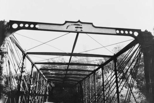 Bollman Truss Bridge. (HAER, MD,14-SAV,1-;DLC/PP-99:MD-212)