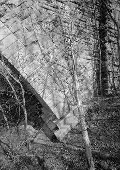 Cabin John Aqueduct Bridge (HAER, MD,16-CABJO,1-5)
