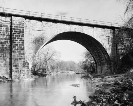 Carrollton Viaduct (HAER, MD,4-BALT,129-2)