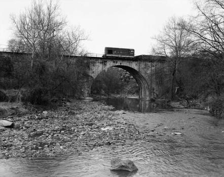 Carrollton Viaduct (HAER, MD,4-BALT,129-3)