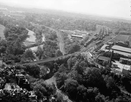 Carrollton Viaduct (HAER, MD,4-BALT,129-4)