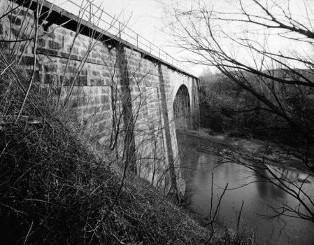 Carrollton Viaduct (HAER, MD,4-BALT,129-5)