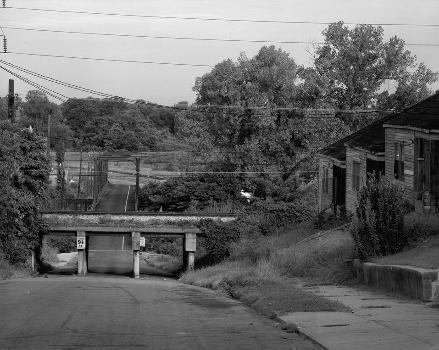 Fairground Street Bridge, Vicksburg, Mississippi. (HAER, MISS,75-VICK,20-2)