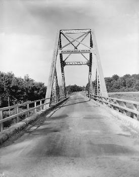 Waddell «A» Truss Bridge, Trimble, Missouri (HAER MO,25-TRIM.V,1-3)