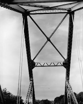 Waddell «A» Truss Bridge, Trimble, Missouri (HAER MO,25-TRIM.V,1-5)