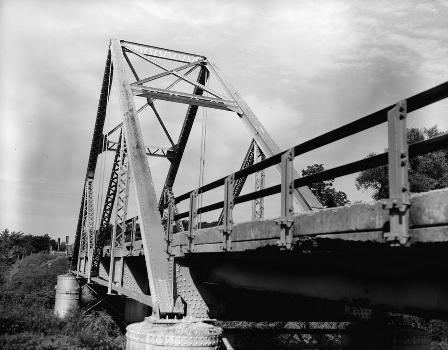 Waddell «A» Truss Bridge, Trimble, Missouri (HAER MO,25-TRIM.V,1-6)