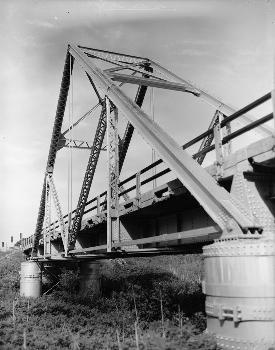 Waddell «A» Truss Bridge, Trimble, Missouri (HAER MO,25-TRIM.V,1-7)