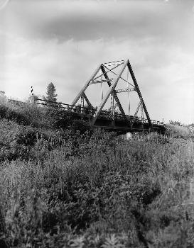 Waddell «A» Truss Bridge, Trimble, Missouri (HAER MO,25-TRIM.V,1-9)