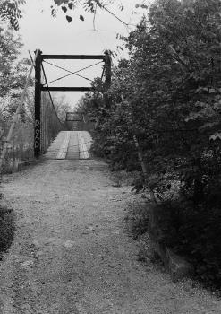 Bryan's Crossing Bridge, Warsaw, Missouri (HAER, MO,8-WARS.V,8-1)