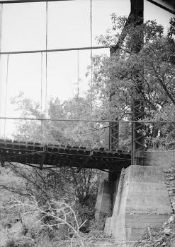 Bryan's Crossing Bridge, Warsaw, Missouri (HAER, MO,8-WARS.V,8-2)