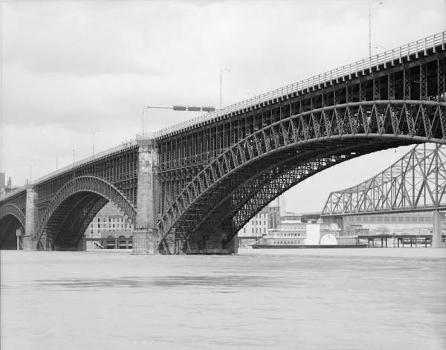Eads Bridge, Saint Louis (HAER, MO,96-SALU,77-6)