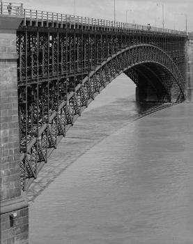Eads Bridge, Saint Louis (HAER, MO,96-SALU,77-9)