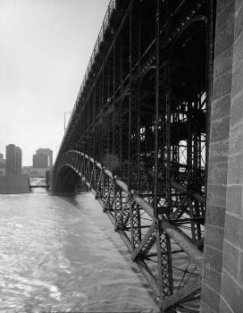 Eads Bridge, Saint Louis (HAER, MO,96-SALU,77-11)