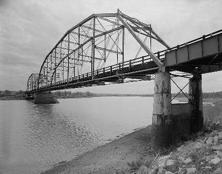 Fort Keogh Bridge, Miles City, Montana