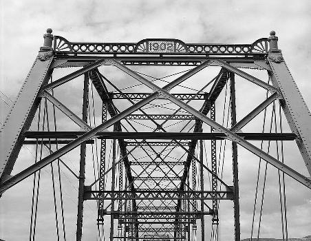 Fort Keogh Bridge, Miles City, Montana