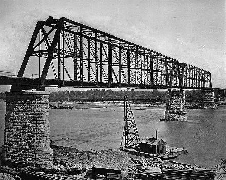 Plattsmouth Railroad Bridge (HAER NEB,13-PLATT.V,1-1)