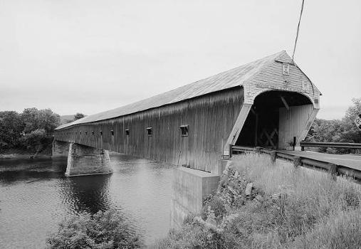 Cornish-Windsor Covered Bridge. (HAER, NH,10-CORN,2-3)