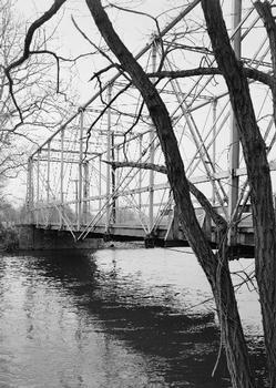 Fink Truss Bridge