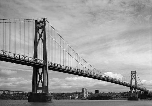 Mid-Hudson Bridge (HAER, NY,14-POKEP,7-;DLC/PP-97:NY-24)
