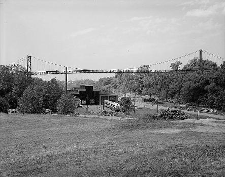 Sidaway Avenue Footbridge, Cleveland, Ohio