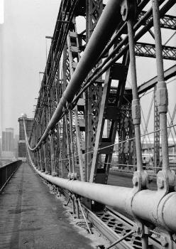 Cincinnati Suspension Bridge. (HAER, OHIO,31-CINT,45-7)
