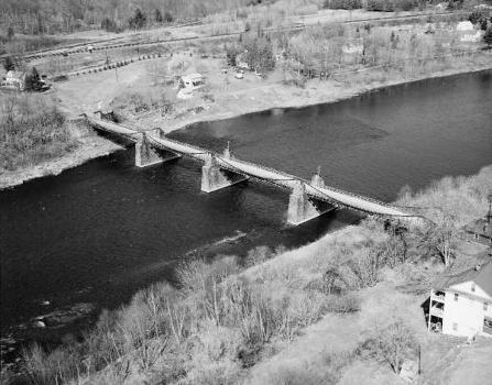 Delaware Aquedcut. (HAER, PA,52-LACK,1-2)