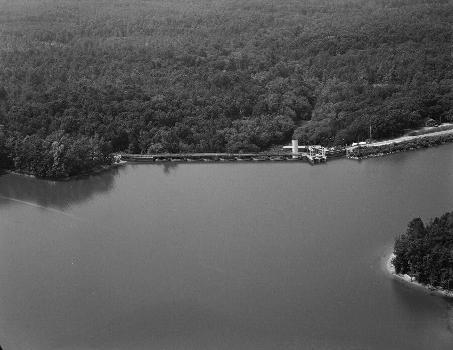 Secession Lake Dame, Abbeville, South Carolina, USA (HAER, SC,1-ROCRI,1-2)