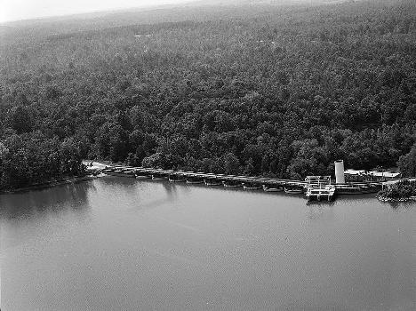 Secession Lake Dame, Abbeville, South Carolina, USA (HAER, SC,1-ROCRI,1-3)
