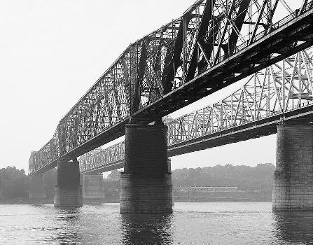 Memphis Bridge, Memphis, Tennessee (HAER, TENN,79-MEMPH,19-4)
