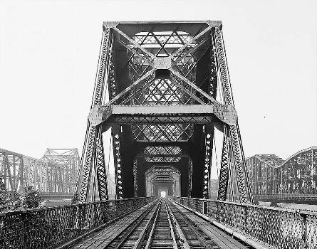 Frisco Bridge, Memphis, Tennessee (HAER, TENN,79-MEMPH,19-32)
