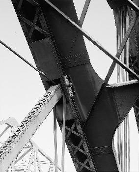 Frisco Bridge, Memphis, Tennessee (HAER, TENN,79-MEMPH,19-43)