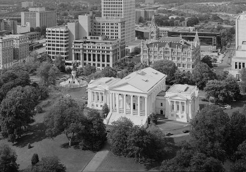 Virginia State Capitol (HABS VA,44-RICH,9-1)