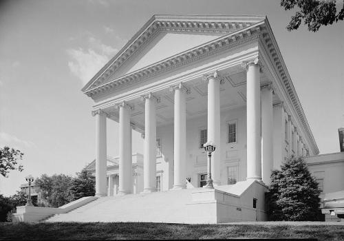 Virginia State Capitol (HABS VA,44-RICH,9-7)