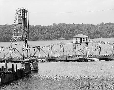 Prescott Bridge, Prescott, Wisconsin (HAER WIS,47-PRES.V,1-21)