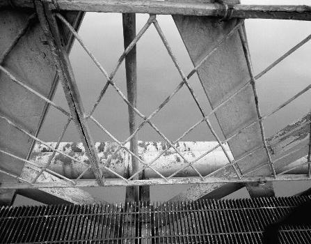 Wheeling Suspension Bridge, Spanning East channel of Ohio River at U.S. Route, Wheeling, Ohio County, WV (HAER, WVA,35-WHEEL,35-37)
