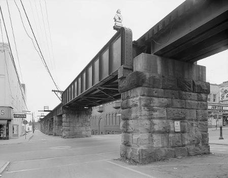 Baltimore & Ohio Railroad Bridge, Parkersburg, West Virginia (HAER, WVA,54-PARK,2-6)