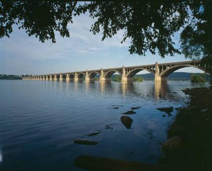 Columbia-Wrightsville Bridge (HAER, PA,36-COL,1-14)