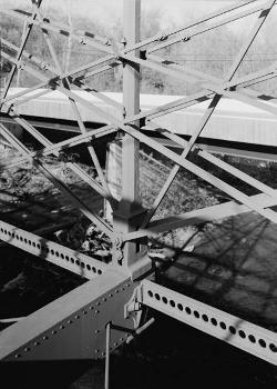 Bollman Truss Bridge. (HAER, MD,14-SAV,1-;DLC/PP-99:MD-216)