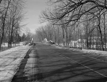 East Michigan Avenue Bridge, Galesburg, Michigan, USA (HAER, MICH,39-GALES.V,1-3)