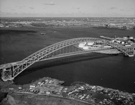 Bayonne Bridge. (HAER, NJ,9-BAYO,1-14)