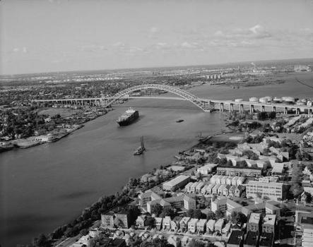 Bayonne Bridge. (HAER, NJ,9-BAYO,1-18)