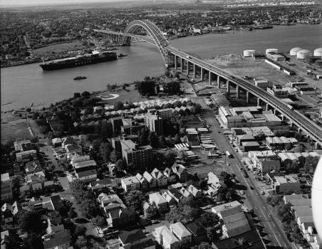 Bayonne Bridge. (HAER, NJ,9-BAYO,1-19)