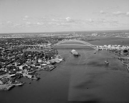Bayonne Bridge. (HAER, NJ,9-BAYO,1-20)