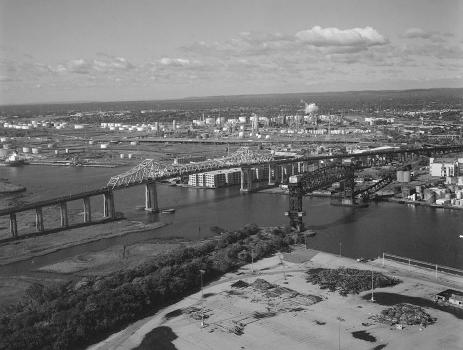 Goethals Bridge, New York / New Jersey HAER, NY,43-___,2-1