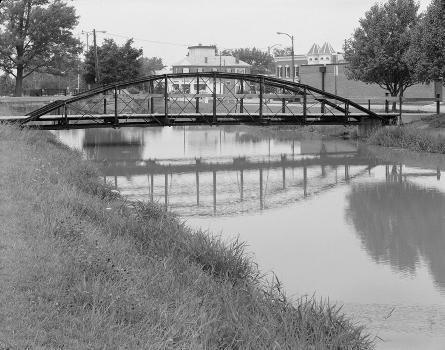 Blackhoof Street Bridge, New Bremen, Ohio (HAER, OHIO,6-NEWBR,1-3)