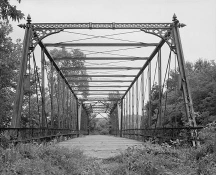 Howard Bridge. (HAER, OHIO,42-HOW,1-1)